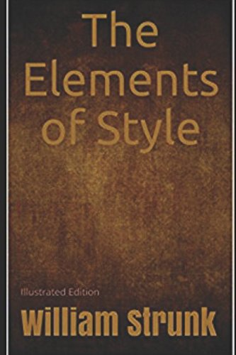 9781521956168: The Elements of Style - Illustrated Edition