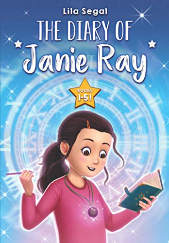 The Diary of Janie Ray: Books 1-5!