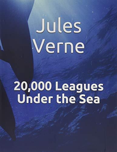 9781521994795: 20,000 Leagues Under the Sea