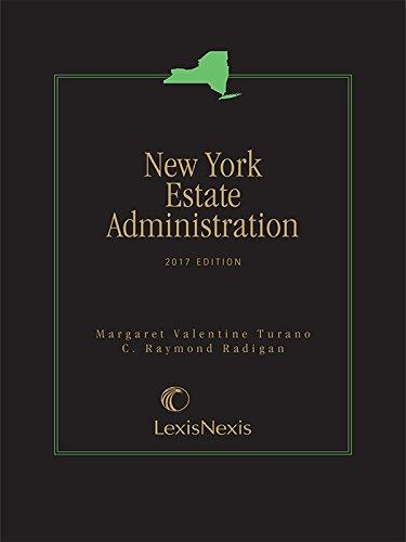 9781522121251: New York Estate Administration