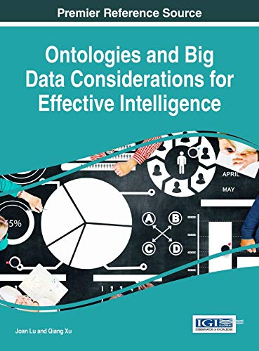 Ontologies and Big Data Considerations for Effective: Edited by Joan