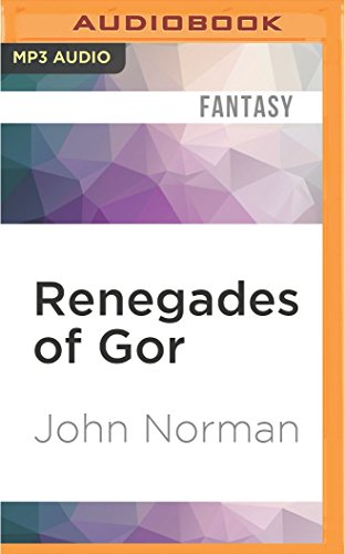 Renegades of Gor: John Norman
