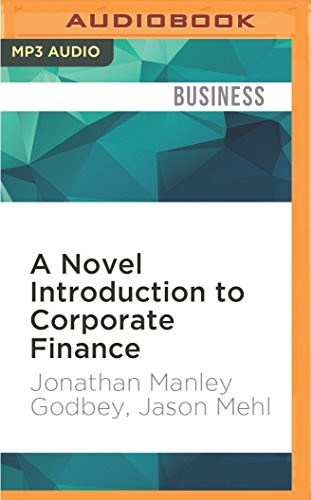 A Novel Introduction to Corporate Finance: Jonathan Manley Godbey,