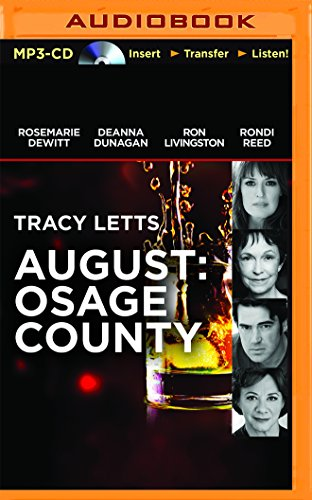 August: Osage County Format: Audiobook-MP3