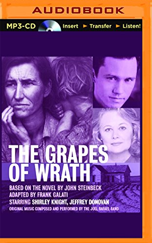 9781522609834: The Grapes of Wrath