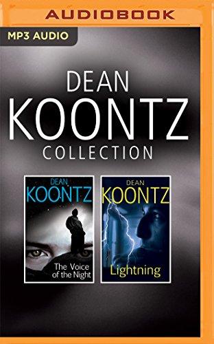 Dean Koontz Collection: The Voice of the Night/Lightning: Koontz, Dean R./ Lawlor, Patrick (...