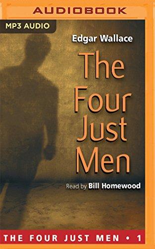 The Four Just Men: Edgar Wallace