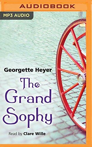 The Grand Sophy (MP3 CD): Georgette Heyer