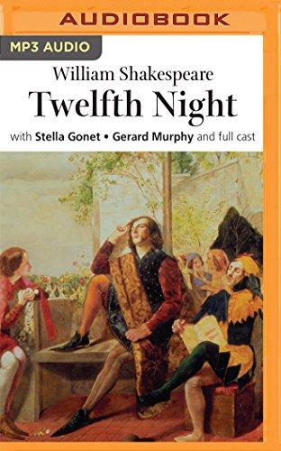 Twelfth Night (Naxos) (MP3 CD): William Shakespeare