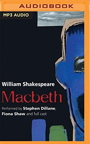 Macbeth (MP3 CD): William Shakespeare