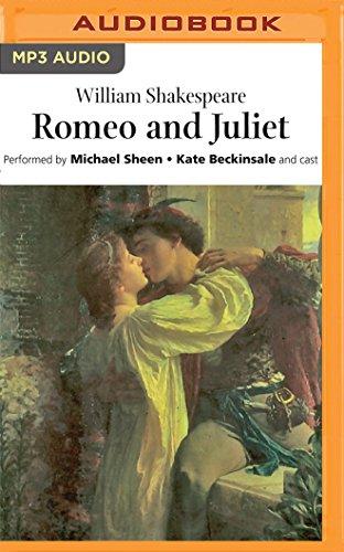 Romeo and Juliet (Naxos): William Shakespeare