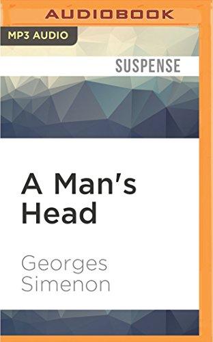 A Man's Head (Inspector Maigret): Georges Simenon
