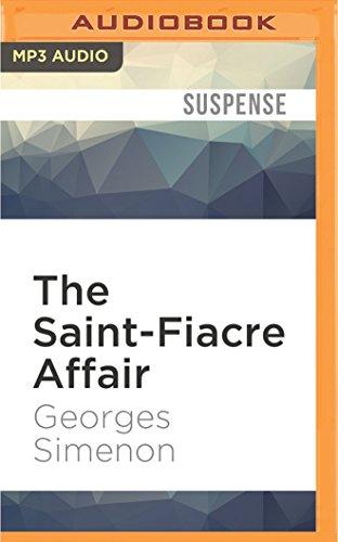 9781522634577: The Saint-Fiacre Affair (Inspector Maigret)