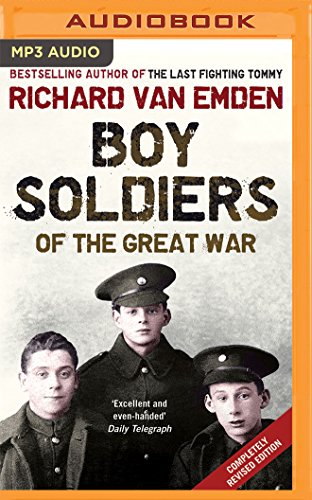9781522634799: Boy Soldiers of the Great War