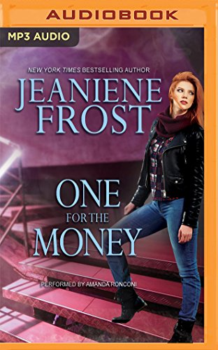 One for the Money: Jeaniene Frost