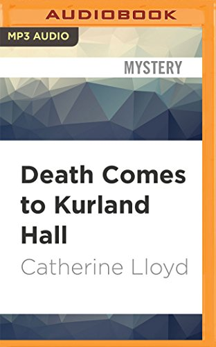 9781522641711: Death Comes to Kurland Hall (A Kurland St. Mary Mystery)