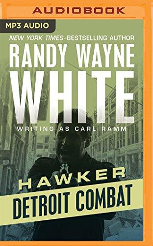 Detroit Combat: Randy Wayne White,