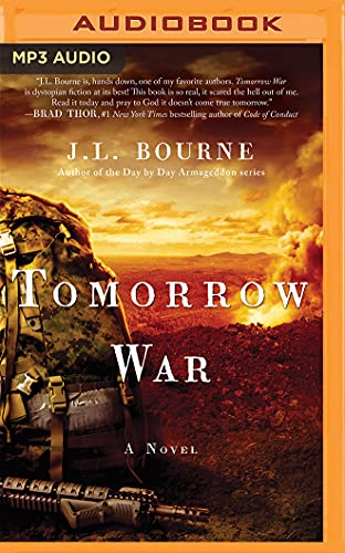 Tomorrow War (the Chronicles of Max [redacted])