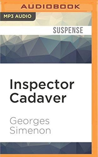 Inspector Cadaver (Inspector Maigret): Georges Simenon