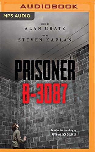 Prisoner B-3087: Alan Gratz