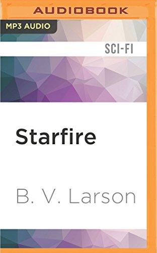 Starfire (CD-Audio): B. V. Larson