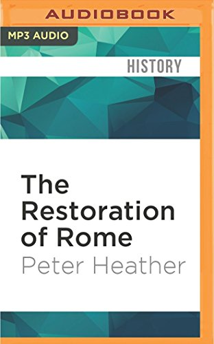 9781522667087: The Restoration of Rome: Barbarian Popes and Imperial Pretenders