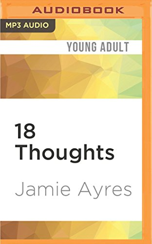 18 Thoughts: Jamie Ayres