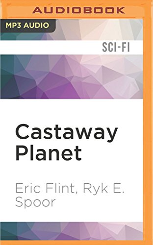 Castaway Planet Format: Mp3CD: Eric Flint, Ryk