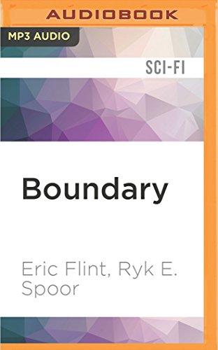 Boundary Format: Mp3CD: Eric Flint, Ryk