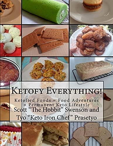 9781522703600: Ketofy Everything: All your favorite things ketofied