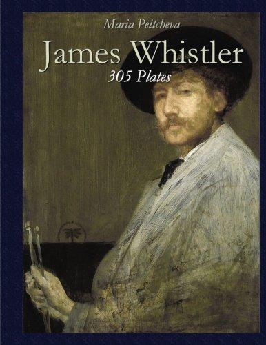 9781522706311: James Whistler: 305 Plates (Colour Plates)