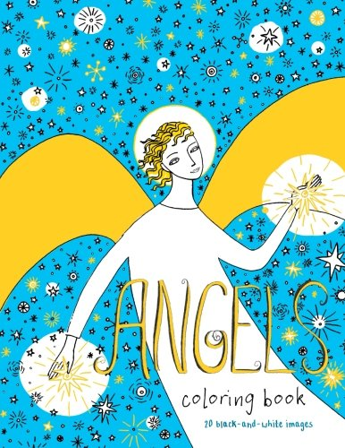 9781522707677: Angels: coloring book