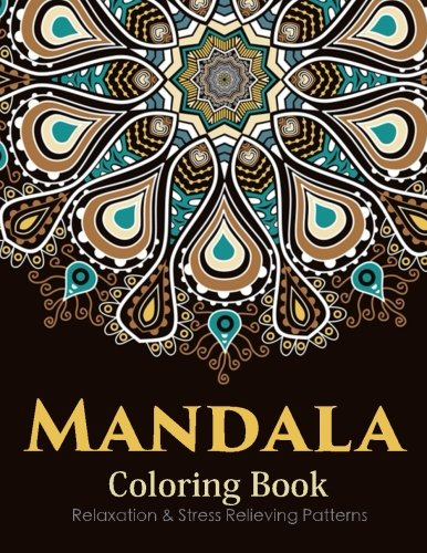 9781522710134: Mandala Coloring Book (New Release 11): Mandala Coloring Books for Adults : Stress Relieving Patterns (Volume 11)