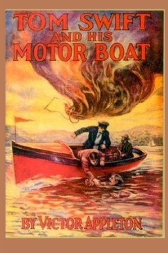 9781522713319: 2 Tom Swift and his Motor Boat (Volume 2)