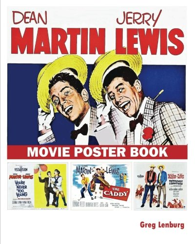 9781522715405: Dean Martin & Jerry Lewis Movie Poster Book
