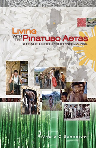 9781522715528: Living with the Pinatubo Aetas: a Peace Corps Philippines Journal