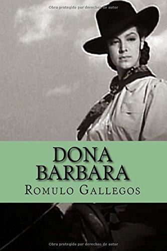 9781522715795: Dona Barbara (Spanish Edition)