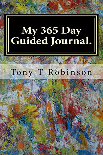 9781522717591: My 365 Day Guided Journal.