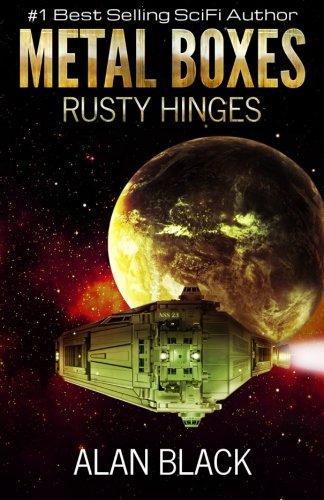 Metal Boxes - Rusty Hinges (Volume 3): Black, Alan
