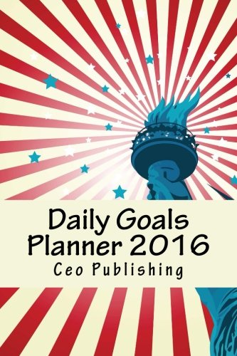 9781522719496: Daily Goals Planner 2016