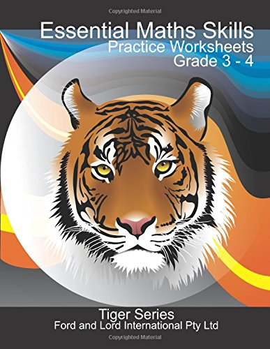 9781522722533: Essential Maths Skills - Grade 3 -4 (Tiger Series)