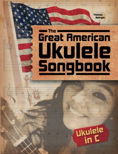 9781522724780: The Great American Ukulele Songbook