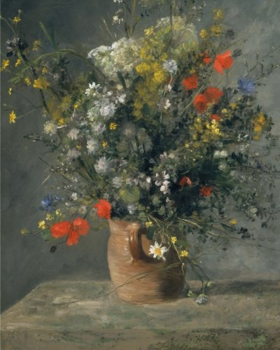 9781522734116: Flowers in a Vase: Notebook (8