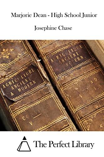 Marjorie Dean - High School Junior: Chase, Josephine