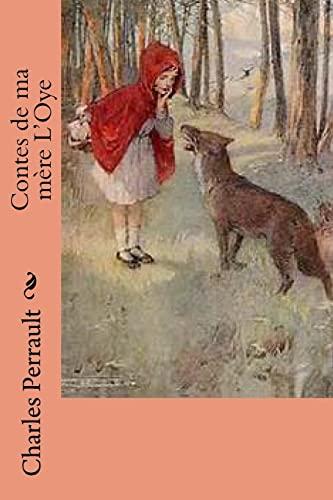 9781522740551: Contes de ma mere L'Oye (French Edition)