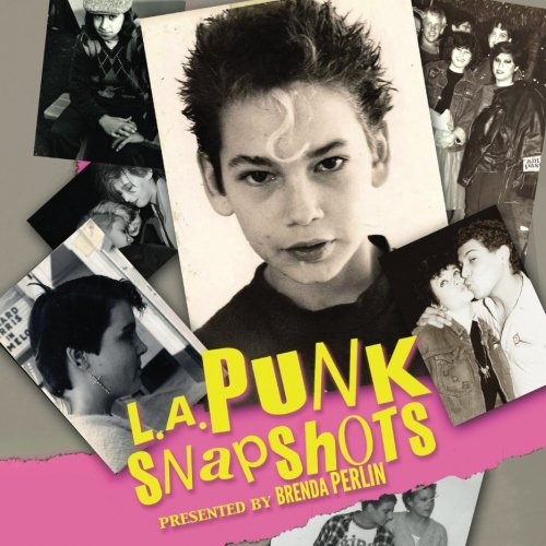 L.A. Punk Snapshots: Before they became huge: Brenda Perlin