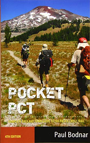 9781522749332: Pocket PCT: Complete Data and Town Guide