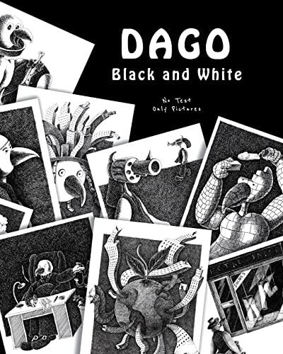 9781522754893: Dago Black and White