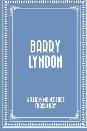 9781522755654: Barry Lyndon
