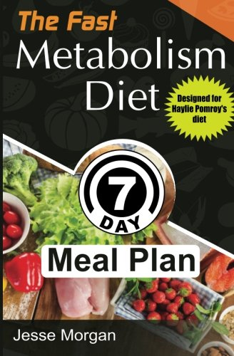 9781522762874: The Fast Metabolism Diet: 7 Day Meal Plan